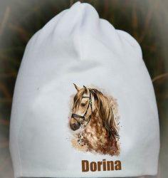 Sapka lovas névvel