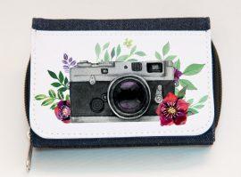 Pénztárca fényképezőgép