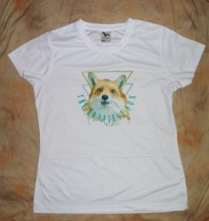 Egyedi póló Fox