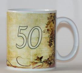 Számos bögre 50